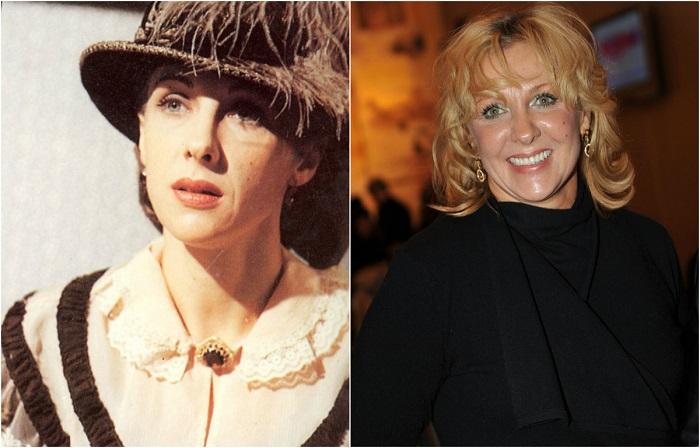 Одну из главных ролей в сериале – нежную и доверчивую княжну Анну Чечевинскую – сыграла Елена Яковлева.