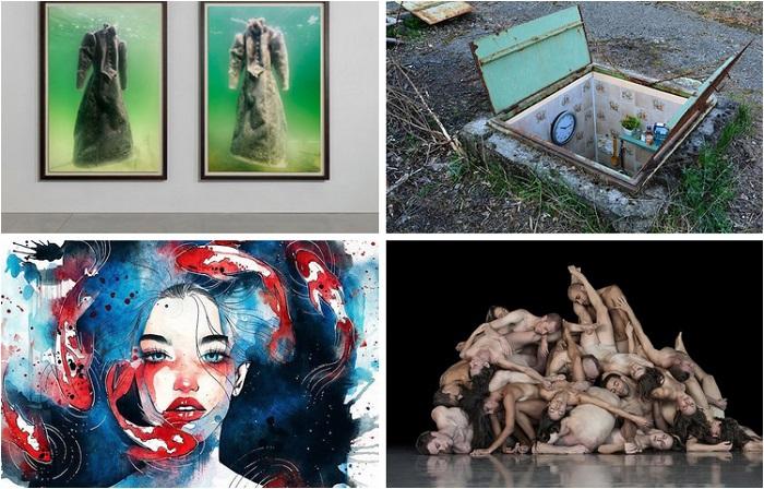 Свежие и инновационные идеи в мире искусства.