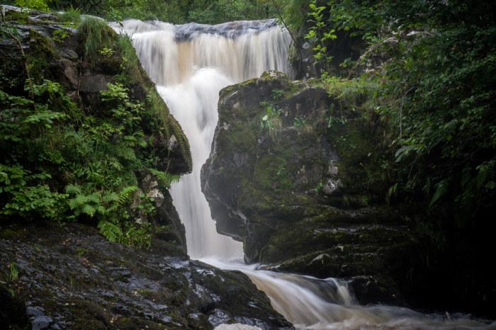 Озерный край является горным районом северо-западной Англии.