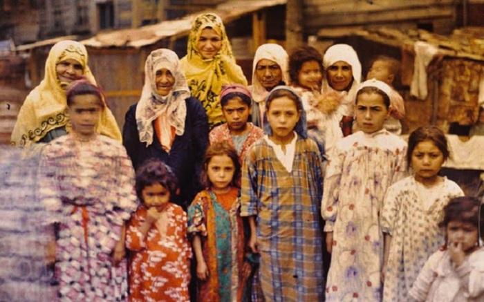 Поездка в Стамбул, Турция, 1912 год.