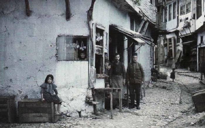 Охрид, Македония, 1913 год.