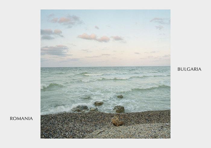 Черноморский берег разделял государства.