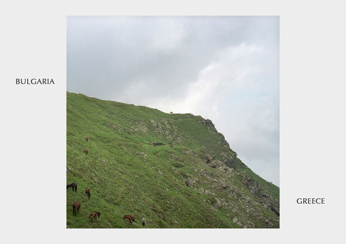 Пограничный горный массив теперь беспрепятственно используется как пастбище.