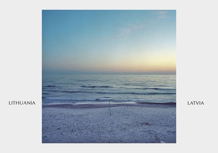 Пляж и море - вот и вся граница.