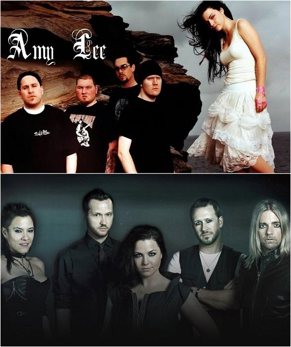 Американская рок-группа, основанная в 1995 году вокалисткой Эми Ли и гитаристом Беном Муди.