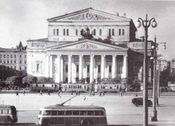 Один из значительных в мире театров оперы и балета.