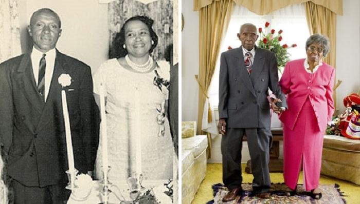 Чета Фишеров могла бы отпраздновать свой 87-й год брака 13 мая 2011 года, но, к сожалению, Герберт скончался в феврале 2011.
