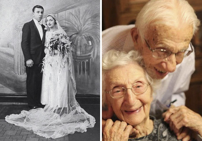 Супруги Джон и Энн Бетар прожили в браке более 81-го года!