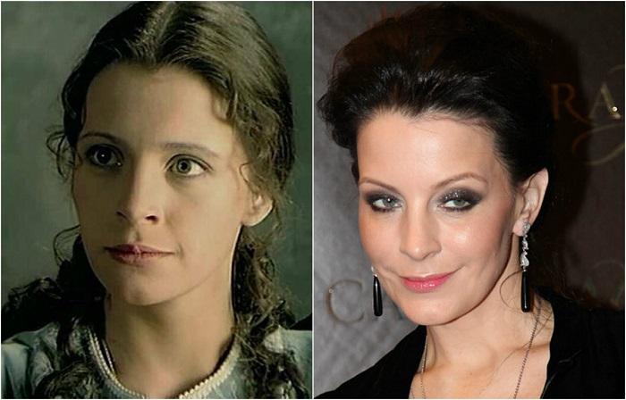 Широкую известность актрисе принесли телесериалы «Петербургские тайны» и «Развязка петербургских тайн», где она сыграла Юлию Бероеву-девушку, за сердце которой борются несколько мужчин.