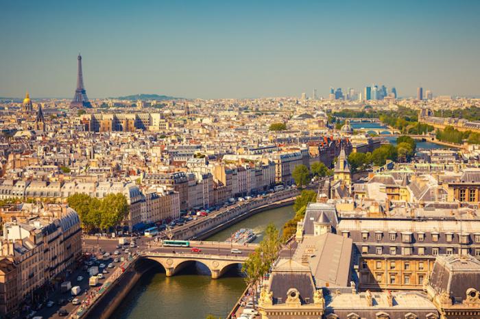 Столица Франции, самый красивый и элегантный город мира, символ любви и романтики, моды и изысканности.