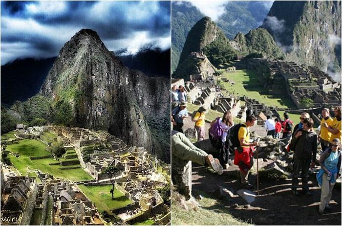 Город древней Америки, находящийся на территории современного Перу, на вершине горного хребта на высоте 2450 метров над уровнем моря, господствуя над долиной реки Урубамбы.