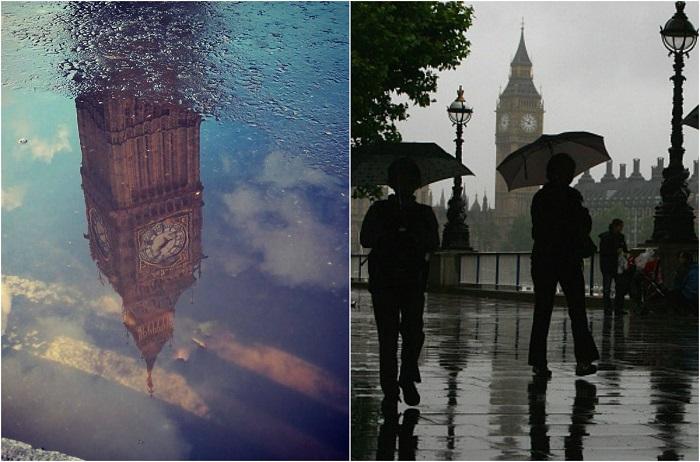 Дождь и сырость стали своеобразной визитной карточкой Лондона.