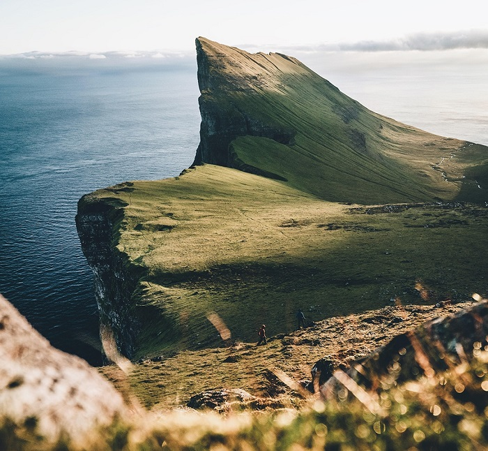 Место съемки: Фарерские острова (Дания).