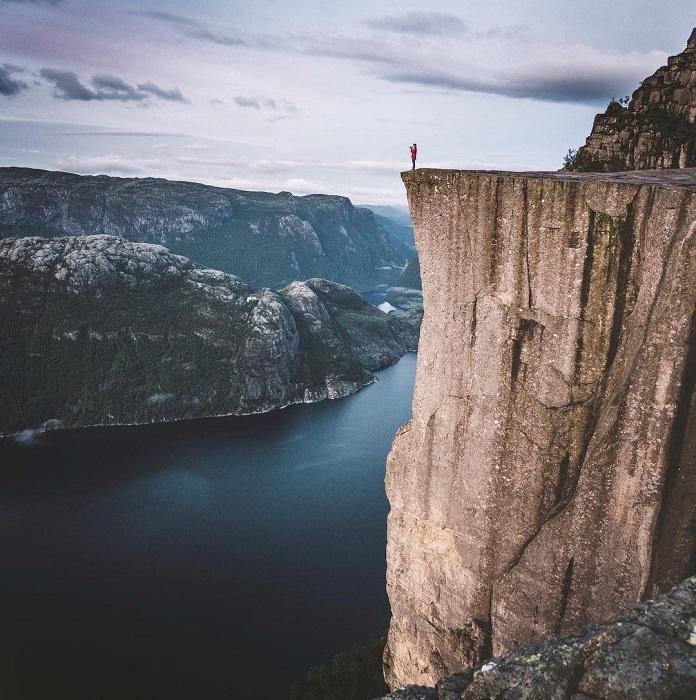 Место съемок: коммуна Форсанн (Норвегия).