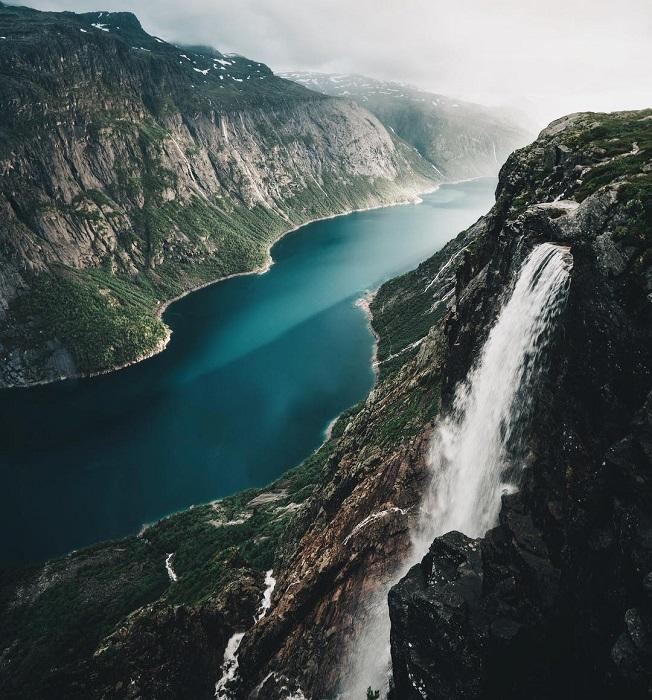 Место съемок: коммуна Одда (Норвегия).