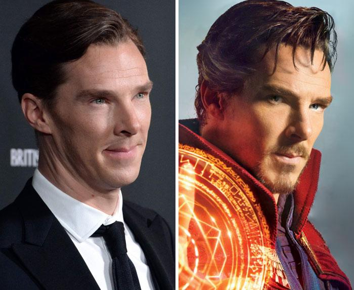 Британский актёр театра, кино и телевидения.