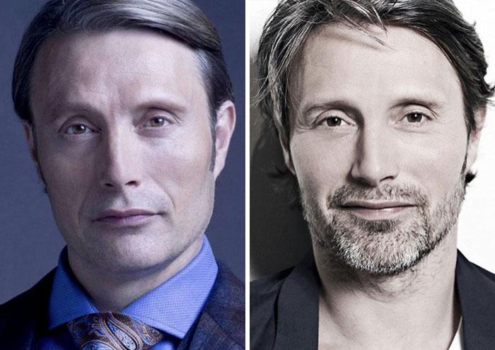 Потрясающий датский актер.