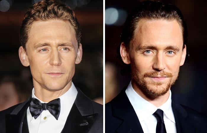 Британский актер, покоривший Голливуд ролью харизматичного злодея Локи.