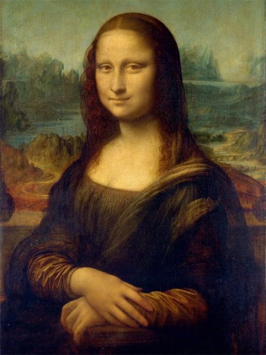 Супруга торговца шелком из Флоренции Франческо дель Джокондо.