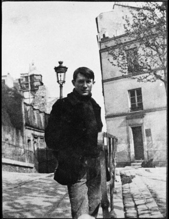 Один из самых доминирующих и влиятельных художников 20-го века.