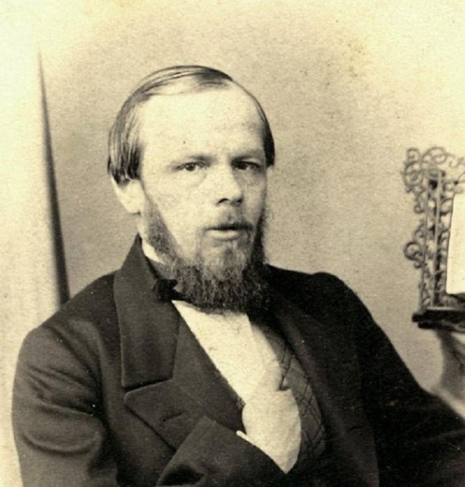 Русский писатель, мыслитель, философ и публицист, фотография 1860 года.