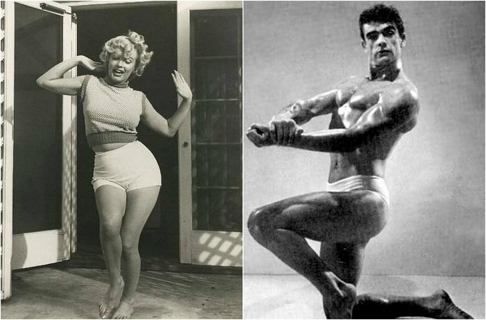 Cтарые и интересные снимки знаменитых людей.