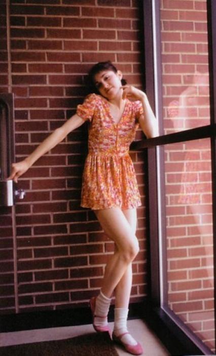 Мадонне 18 лет, Детройт, 1976 год.