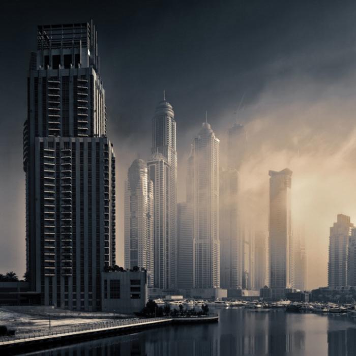 Контрасты Дубая.