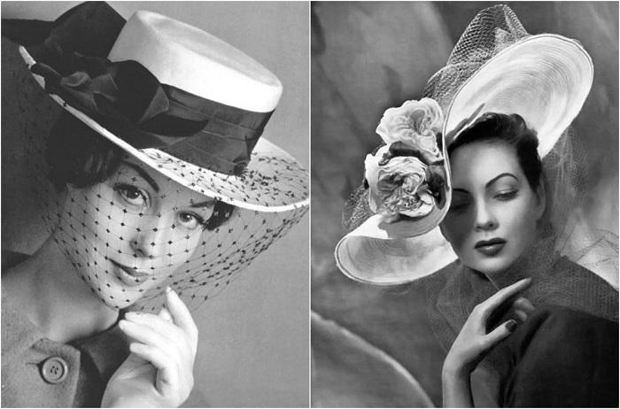 Красота и стиль 1950-х годов.
