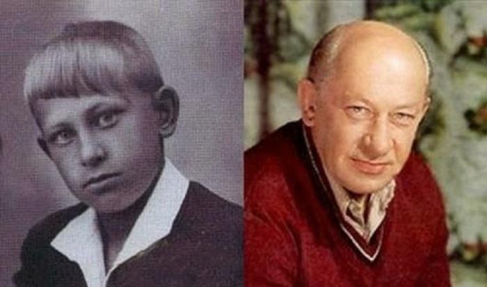 Выдающийся советский актёр театра и кино.