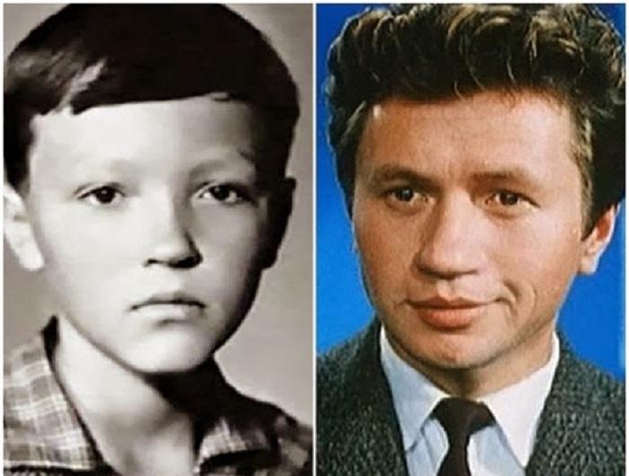 Советский актёр, кинорежиссёр и сценарист.