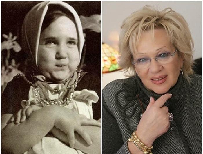 Советский и российский режиссёр театра и кино, актриса, педагог.