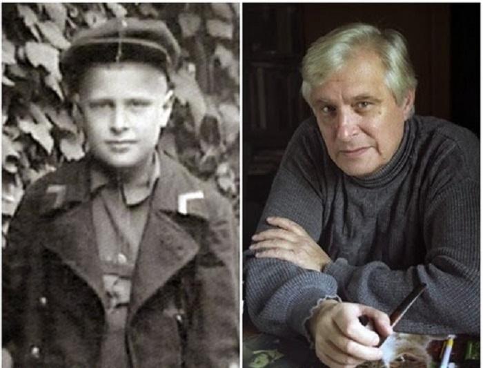 Советский и российский актёр театра, кино и телевидения, который будучи ребенком, мечтал о театре.