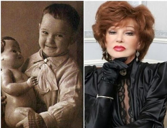 Известная и многими любима советская и российская актриса театра и кино, эстрадная певица.