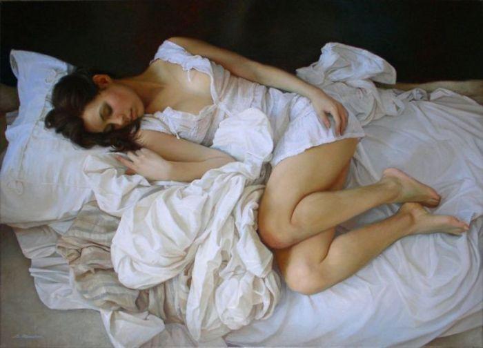 Художники воспевающие женскую красоту.