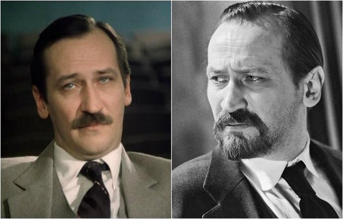 Талантливый актер исполнил в мелодраме главную роль - чиновника Леонида Семёновича Филимонова.