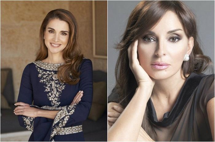 Прекрасные первые леди из разных стран.