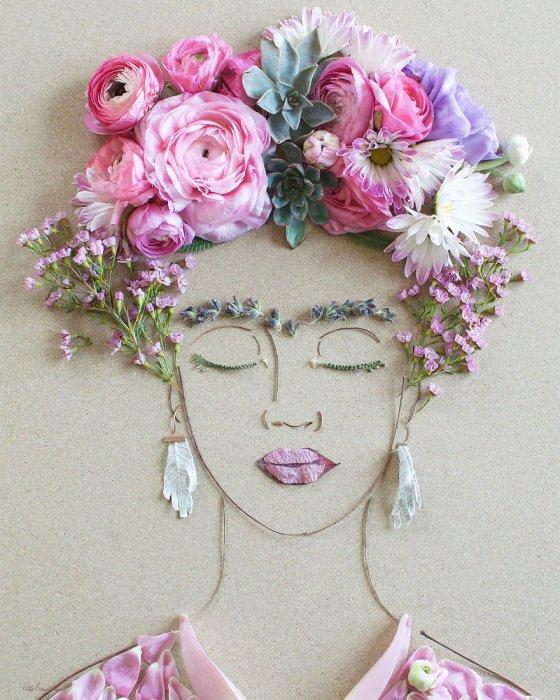 Фрида Кало как всегда неотразима.