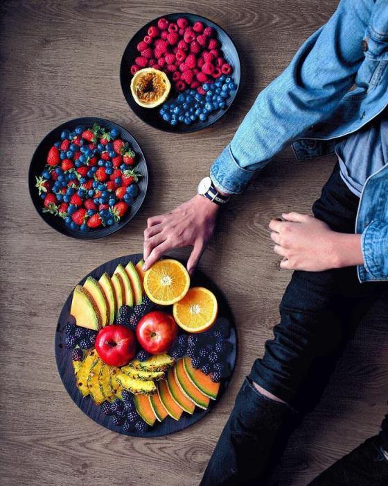 Ярко, красиво и полезно – витаминный бум!