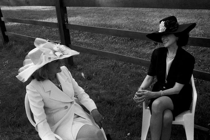 Черно-белая повседневность на снимках американского фотографа Ричарда Калвара.