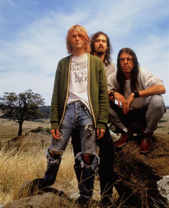Американская рок-группа, созданная вокалистом и гитаристом Куртом Кобейном.