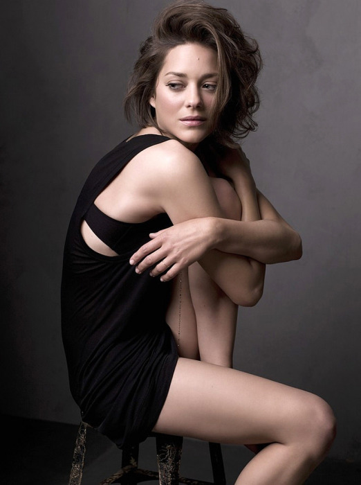 Одна из самых талантливых французских актрис.
