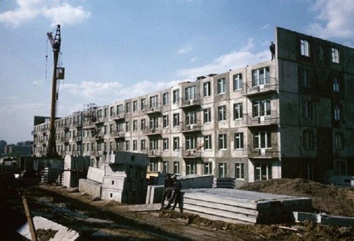 Новостройки во благо народа, 1964 год.