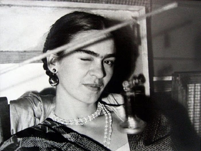 Фотограф Люсьенна Блох (Lucienne Bloch) была самой близкой подругой мексиканской художницы Фриды Кало.