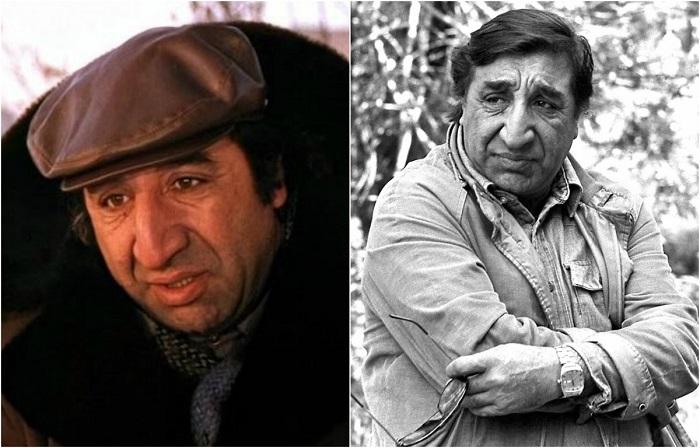 Армянский актер исполнил роль Рубика Хачикяна, водителя грузовика.