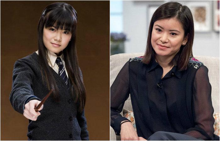 Чжоу Чанг, студентка факультета Когтевран, первая девушка Гарри Поттера.