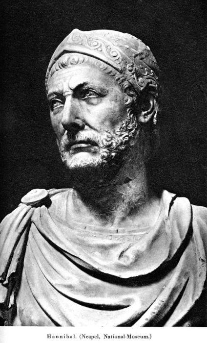 Один из величайших полководцев и государственных мужей древности, заклятый враг Рима и последний оплот Карфагена.