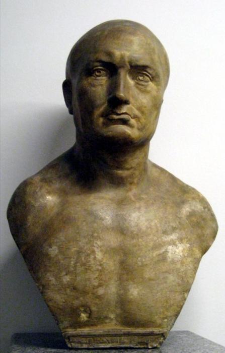 Один из величайших полководцев Древнего Рима.