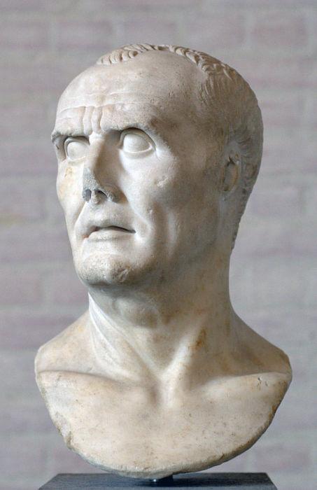 Гай Марий происходил из незнатной римской семьи, возвышения он достиг благодаря военным талантам.