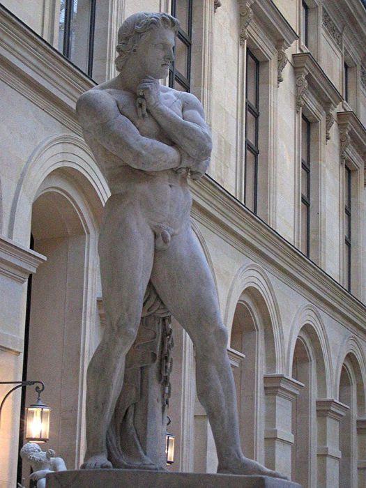 Римский гладиатор, был предводителем крупнейшего восстания рабов.